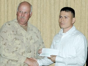 AUSA hands out scholarships