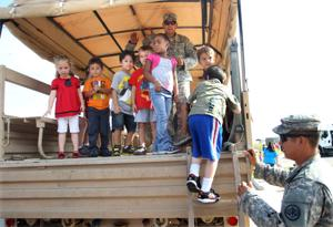 Big Truck Party
