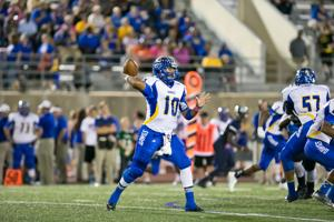 <p>Copperas Cove senior quarterback Manny Harris is the Killeen Daily Herald All-Area Football Team MVP for the second straight year.</p>