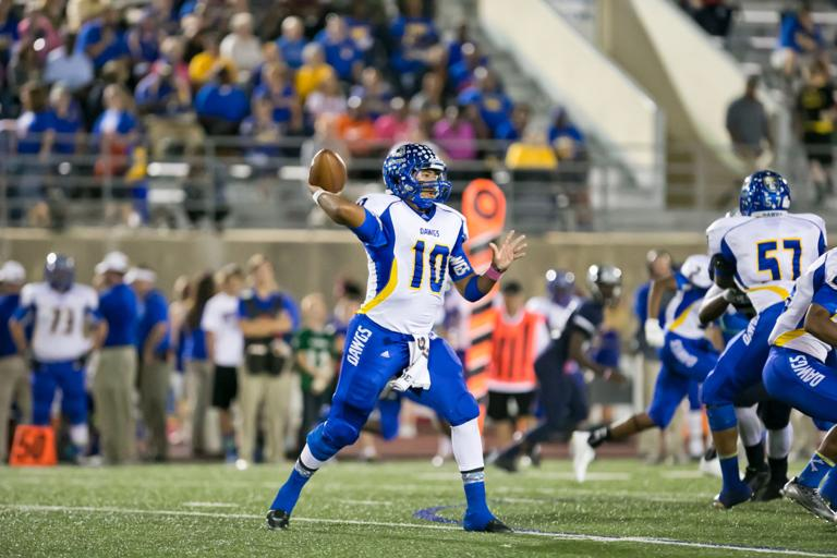 ALL-AREA FOOTBALL: Cove's Manny Harris overcomes knee injury to repeat as MVP