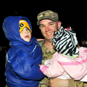 2nd Brigade homecoming