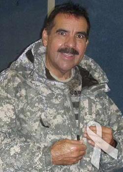 Maj. Eduardo Caraveo