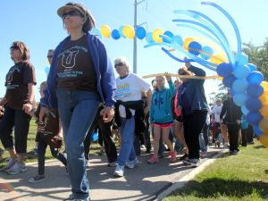 Great Strides 5K Walk