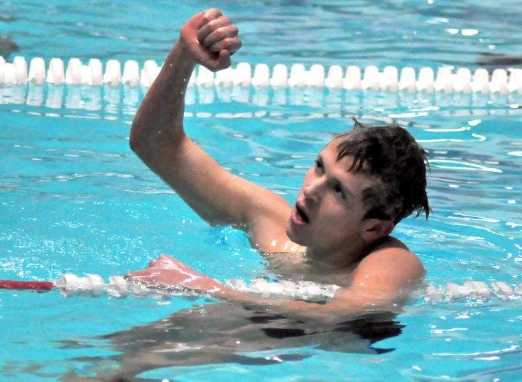 Harker Heights High School Swimming
