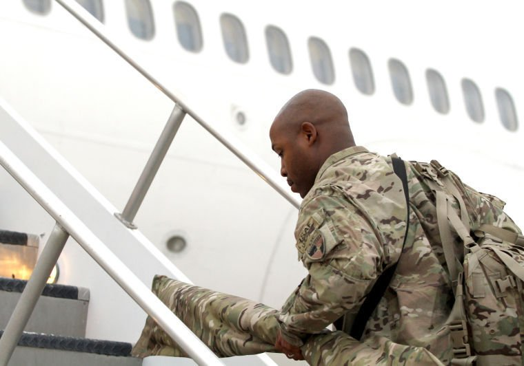 III Corps deploys to Afghanistan