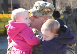 2nd Brigade Combat Team homecoming