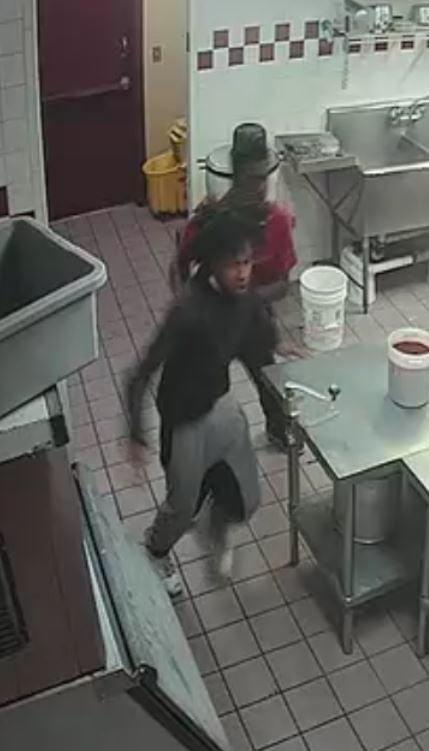 Oriental Cafe suspects
