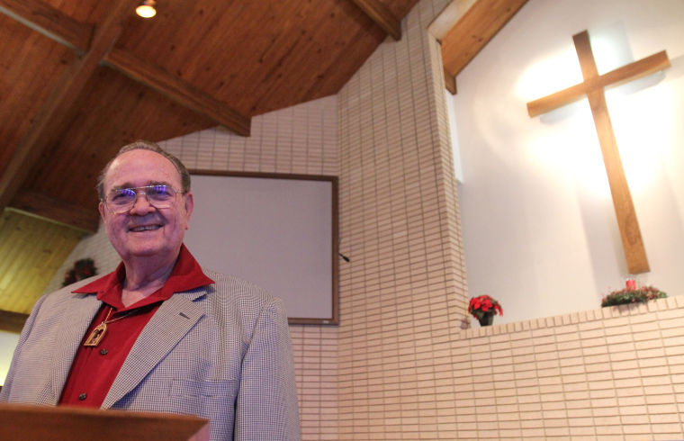 Religion East Side Baptist Church Pastor Retires