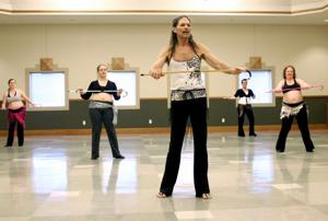 Belly Dance Workshop in Heights