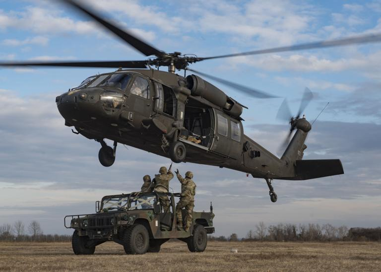 Internal investigation concludes 'pilot error' in November Black Hawk crash