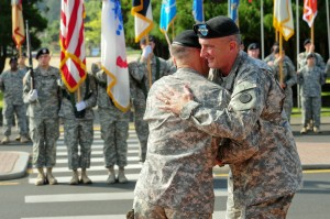 JBLM Welcomes 7th Infantry commander