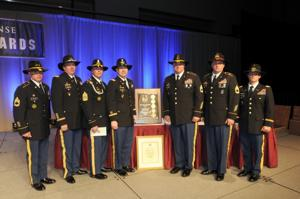 3rd CR wins Secretary of Defense Field-Level Maintenance Award again