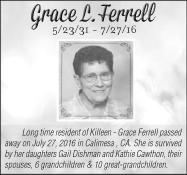 Grace L. Ferrell