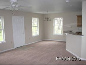 Lovely 3 bedroom, 2 bath, 2 car garage, new construction