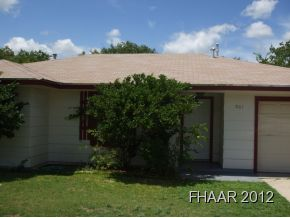 Live out the dream of home ownership in this 3-bedroom/1.5-bath
