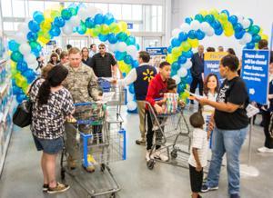 Wal-Mart Grand Opening