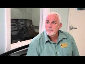 Killeen Animal Services Manager Edward Tucker