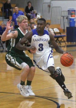 Howard a leader for Lampasas