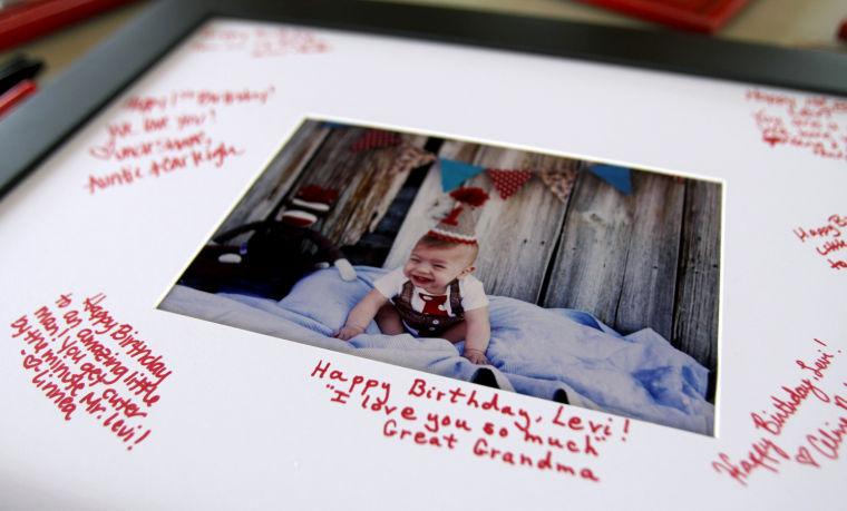 Levi Coffey Birthday Party