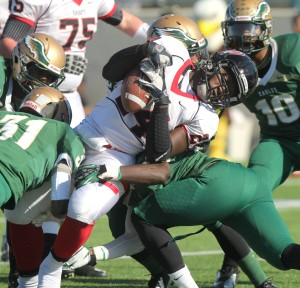 Harker Heights vs DeSoto Football
