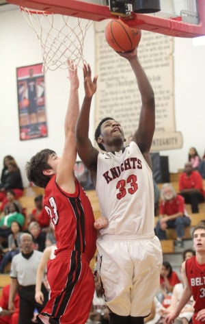 Harker Heights vs Belton Boys Basketball