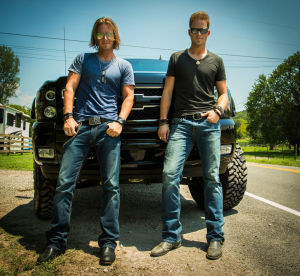 <p>Florida Georgia Line performs Saturday at the Bell County Expo Center in Belton.</p>
