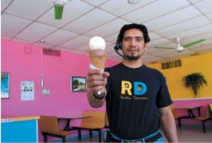 Rancier ice cream shop anticipates busy summer