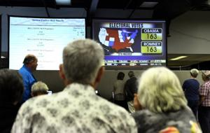 2012 Presidental Election Coverage