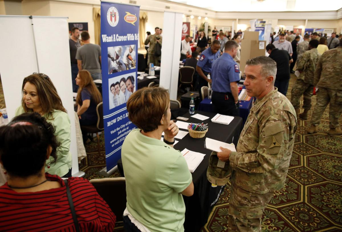 Fort Hood Job Fair