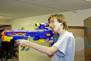 Youth Nerf Wars