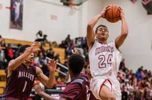 8-6 BOYS BASKETBALL: Roos rally in 4th quarter to beat Harker Heights
