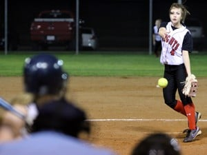Lady Knights open 12-5A season with big win