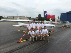 CTC flight team