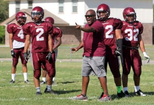 Killeen High School Spring Football Practice