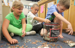 Harker Heights Elementary Fundraiser Efforts