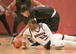 Shoemaker at Killeen boys Basketball
