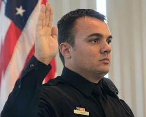 Killeen Police Academy Basic Peace Officer Course Graduation