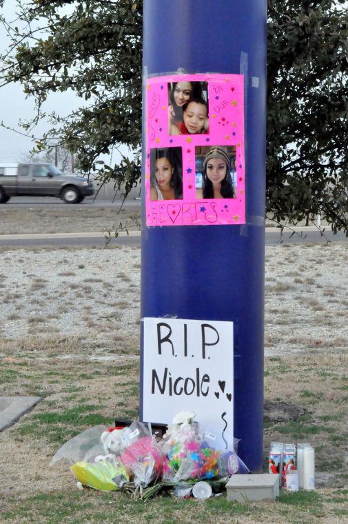 Kirsten Nicole Farr memorial