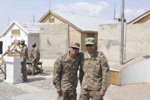 Brotherly love in Afghanistan