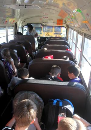Bus camera surveillance