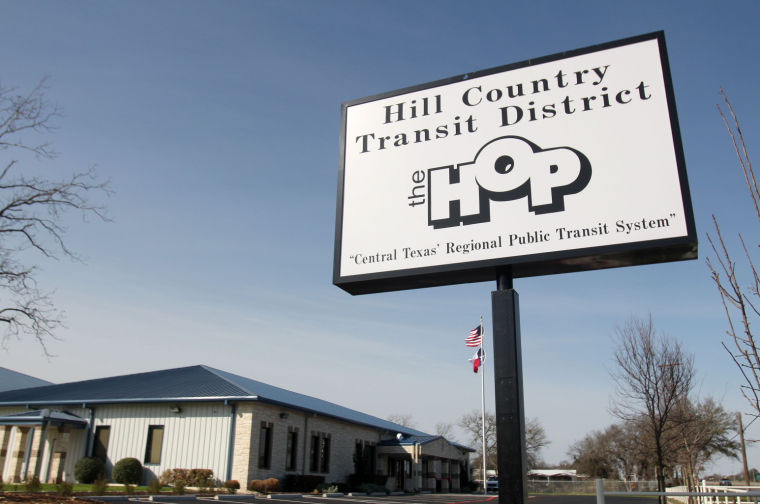 Hill Country Transit District Facility
