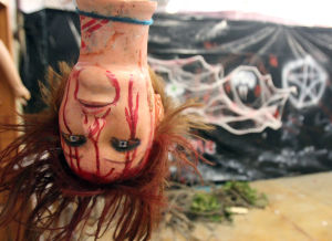 Central Texas College Haunted House