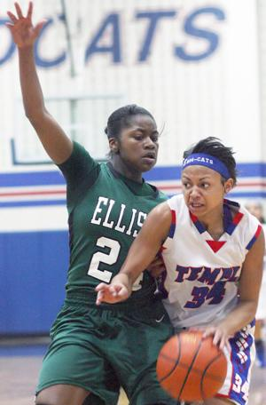 Ellison at Temple girls