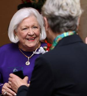 Women of Distinction Honored