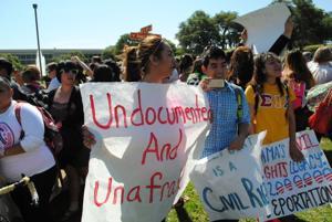 Civil Rights Summit ties in past present future girl