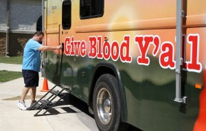 Blood Drive for KPD officers