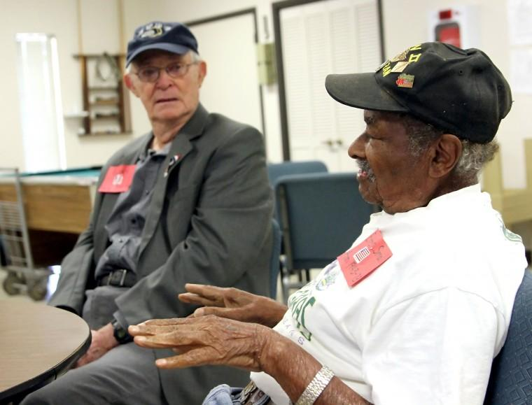 WWII Veterans Reflect on Their Service