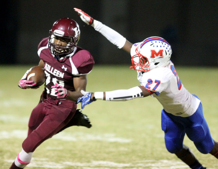 Killeen vs. Waco Midway Football