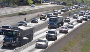 U.S. 190 traffic