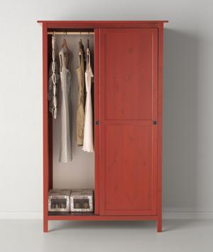Storage solutions: How clotheshorses can rein in wardrobes